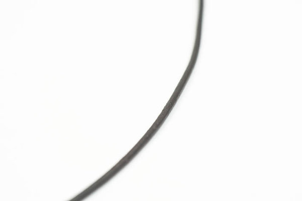Lederband geknotet 1,0mm